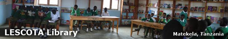 LESCOTA Library Project