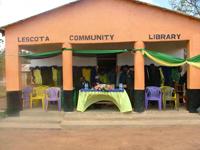 Donate to LESCOTA Library