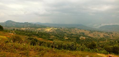 The Hagati Valley